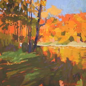 Mary Deutschman - Painting the Metroparks